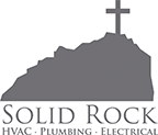Solid Rock Ventures, LLC. Footer Logo